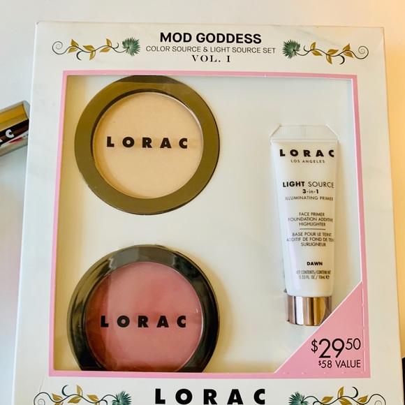 LORAC Other - LORAC Set